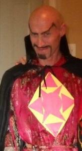 KM costume